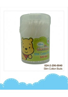 DIsney Cuties Slim Cotton Buds 320 tips