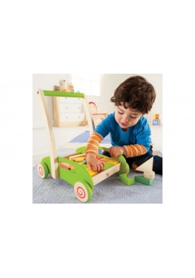 Hape Block and Roll 12 months and up