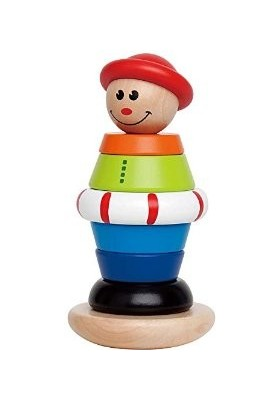 Hape Early Explorer Stacking Jack 12 months and up