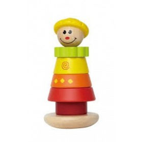 Hape Early Explorer Stacking Jill 12 months and up