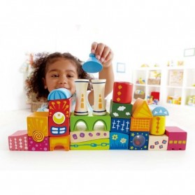 Hape Fantasia Blocks Castle 18 months and up