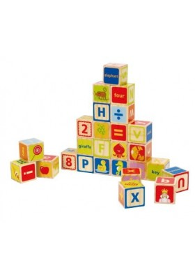 Hape ABC Blocks 24 months and up