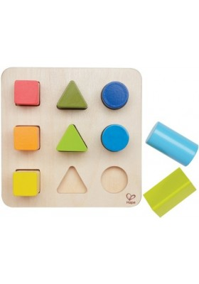 Hape Color and Shape Sorter 18 months and up