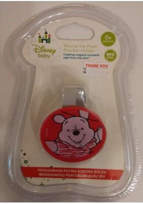 Disney Cuties Winnie the Pooh Pacifier Holder