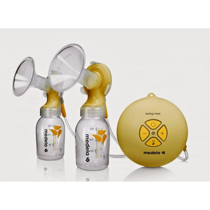 medela swing breast pump manual