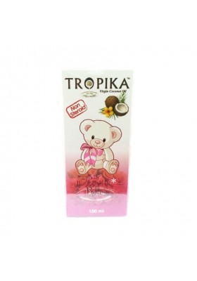 Tropika Baby Hair & Body Oil Aroma Roses 100ml