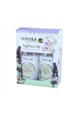 Tropika Baby Nature's Starter Kit Gift Set 100ml -LAVENDER