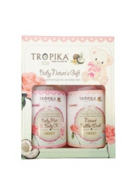 Tropika Baby Nature's Starter Kit Gift Set 100ml -SWEET