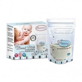 Autumnz Zip Lock Breastmilk Storage Bag 7oz