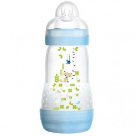 MAM Anti-Colic Bottle 260ml Girl/Boy Single Pack