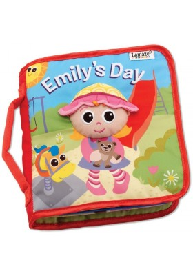 Lamaze Emily's Day Cloth Book