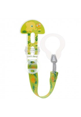 MAM Soother Savers / Soother Clips Boys / Girl 0M+ BPA FREE