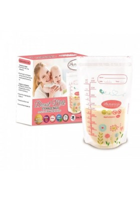 Autumnz Zip Lock Breastmilk Storage Bag 12oz