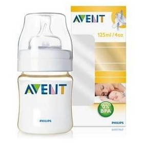 Avent PES Feeding Bottle (125ml/4oz) Single Pack-Loose Pack