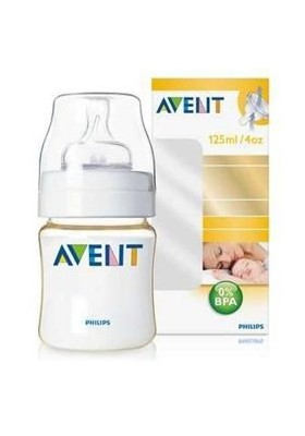 Avent PES Feeding Bottle (125ml/4oz) Single Pack