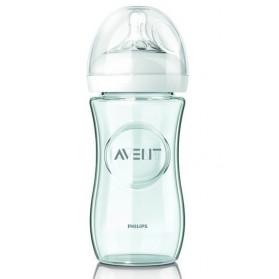 Philips AVENT Natural Glass Bottles 8oz