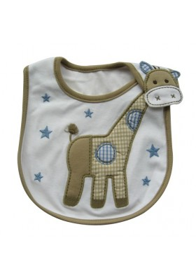 Carter's Bib - Giraffe with Stars