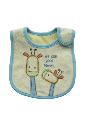 Carter's Bib - We cue good friend