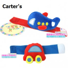 Carter's Car & Airplane Wrist Rattle