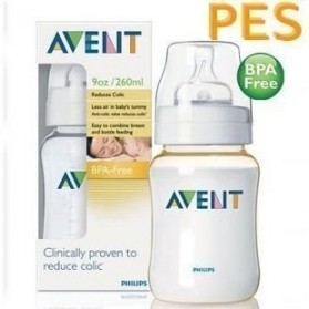 Avent PES Feeding Bottle (260ml/9oz) Single Pack Loose Pack