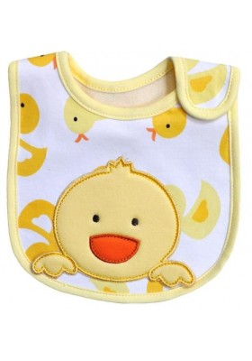 Carter's Bib-Yellow Duck