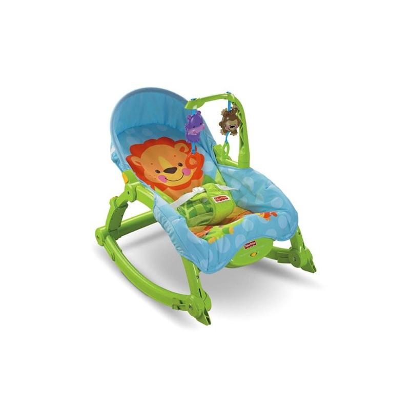 Fisher Price Newborn To Toddler Portable Rocker Children