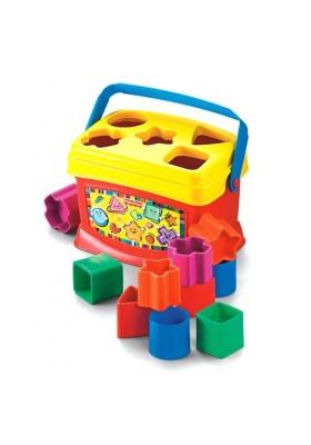 Fisher-Price - Brilliant Basics: Baby's First Blocks