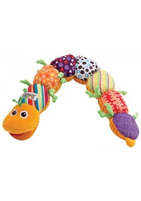 Lamaze Musical Inchworm - Green Color