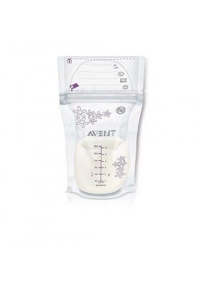 Avent Breastmilk Storage Bag (25x 180ml/6oz)