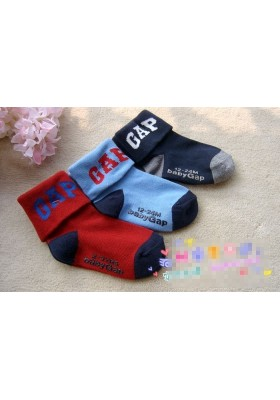 BabyGap Socks-Original 12-24m/2--3Y SD0024