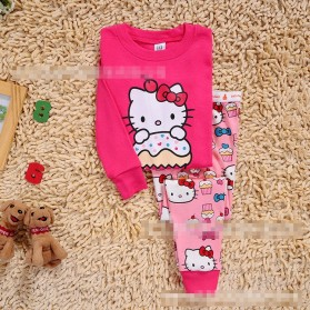 BabyGap Pyjamas 2T to 7T Hello Kitty with Cakes