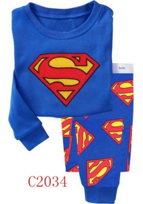 BabyGap Pyjamas 2-7T Superman