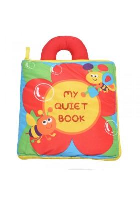 My Quiet Book - Cloth Book