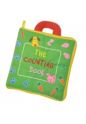 The Counting Book - Cloth Book