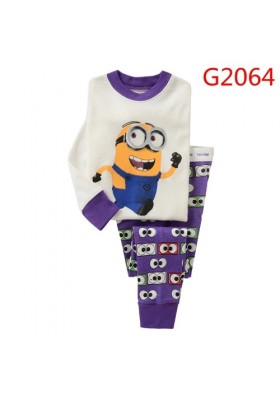 BabyGap Pyjamas 2T to 7T Minion