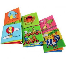 Angel Baby Special Offer Set-6 cloth books in a set
