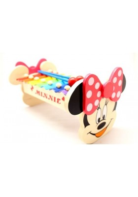 Minnie Wooden Xylophone 8 Notes