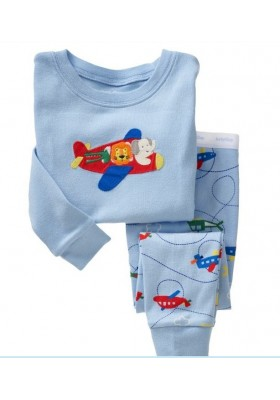 BabyGap Pyjamas 18-24-6T Airplane