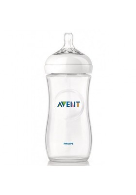 Philips AVENT 330ml 11oz BPA Free Natural PP Bottles