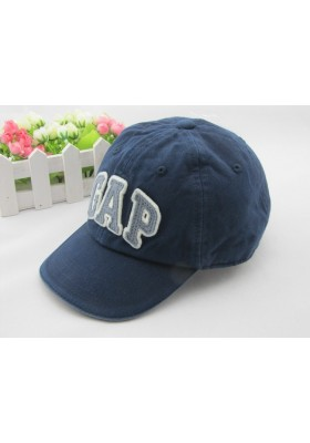 babyGap Hat Original Boy Navy Blue 6-12m