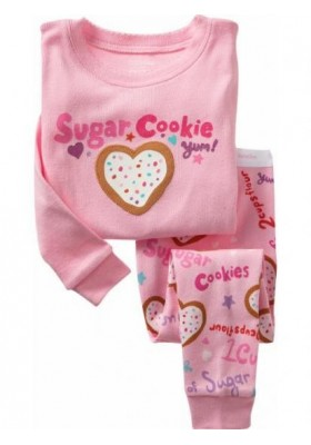 BabyGap Pyjamas 2T to 7T Sugar Cookie Yum!