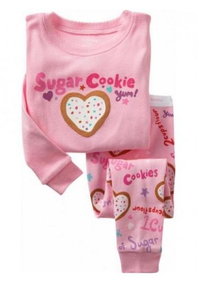 BabyGap Pyjamas 2T to 7T Sugar Cookie Yum!