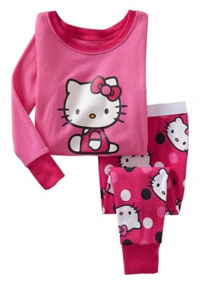 BabyGap Pyjamas 2T to 7T Kitty 01