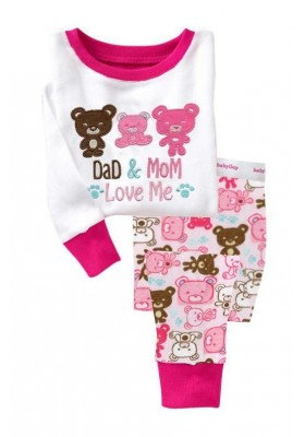 BabyGap Pyjamas Dad & Mom Love Me 18-24m