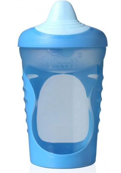 Tommee Tippee Explora Easy Drink Beaker 7-12 m 330ml Blue/Yellow/Pink