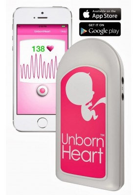 Unbornheart Fetal Doppler For Mothers Free Shipping