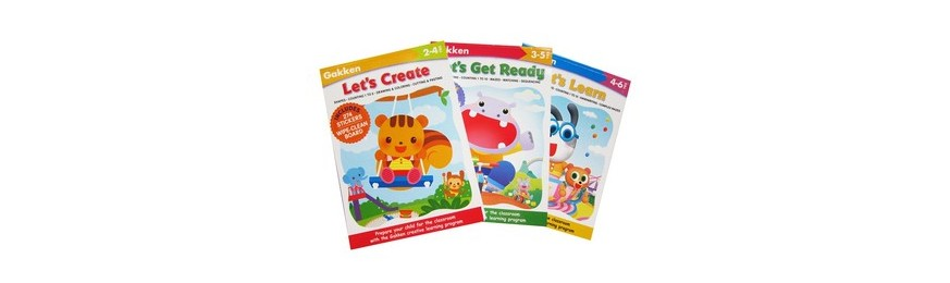 Children Workbooks