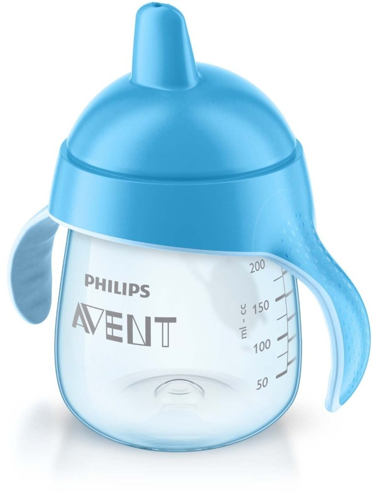 avent spout cup how to use