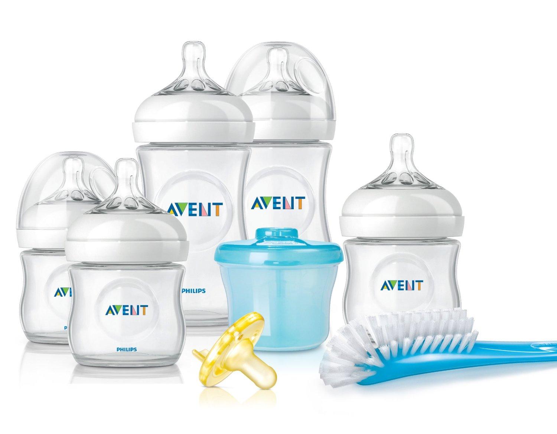 Avent natural infant starter gift set