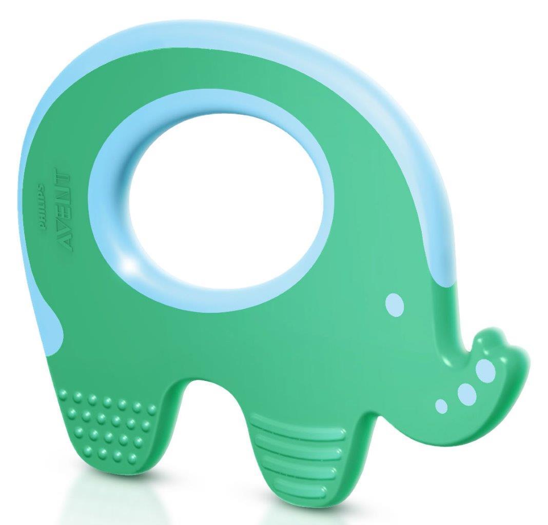 avent elephant teether